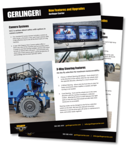 gerlinger carrier